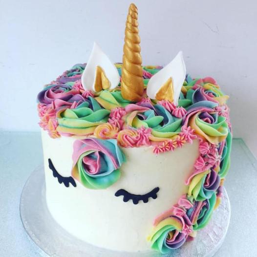 Unicorn cake HP featured